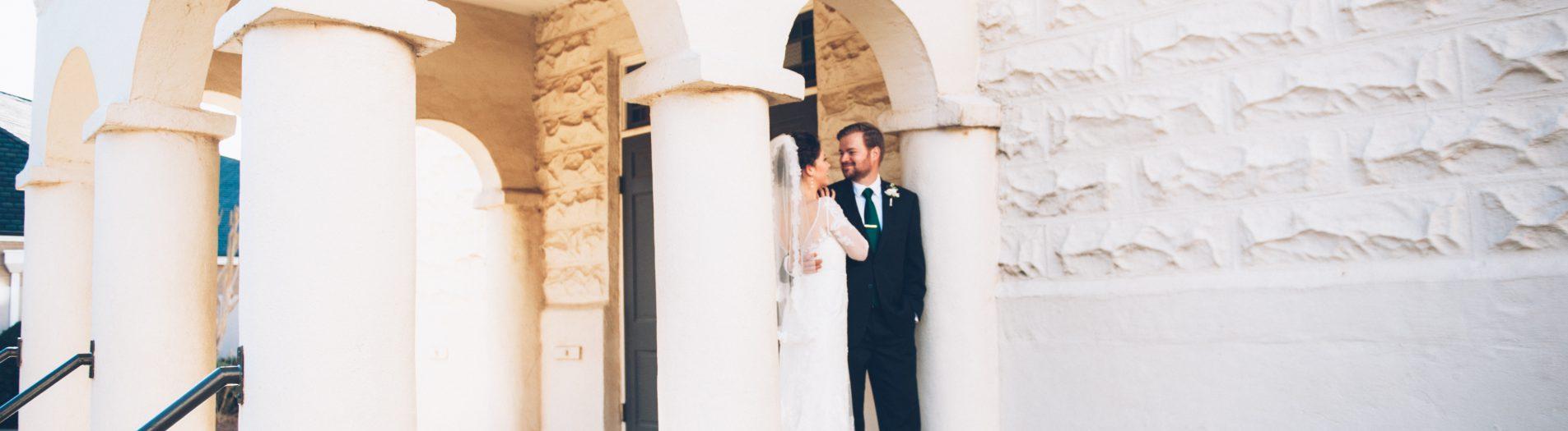 Alexis & Wiley | Midway Presbyterian + Winter Wedding