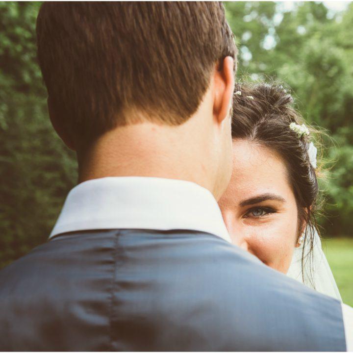 Regan & Zachary   Southern Backyard Wedding